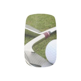 Golfing Nail Wraps
