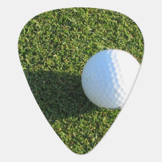 Golfing Plectrum