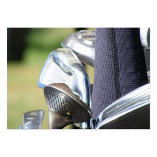 Golfing Pro Shop/Pro Business Card