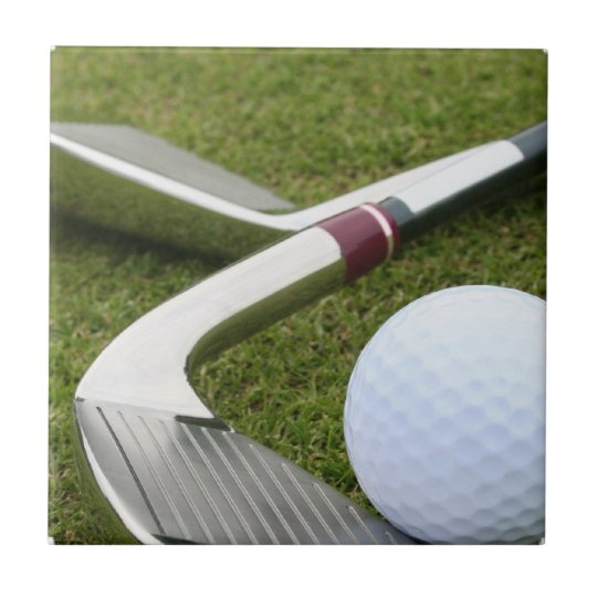 Golfing  Tile
