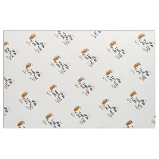 Golfing Time Fore Tee 6 x 4.5 More Spacing Diag Fabric