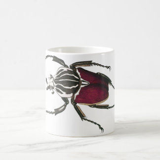 Goliath Beetle Coffee Mug