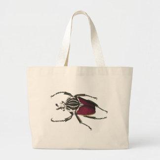 Goliath Beetle Jumbo Tote Bag