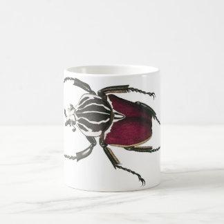 Goliath Beetle Coffee Mugs