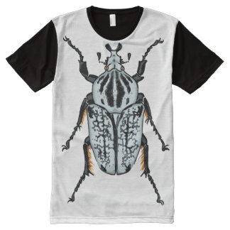 Goliath Beetle (single) All-Over Print T-Shirt