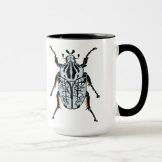 Goliath Beetle (single) Mug