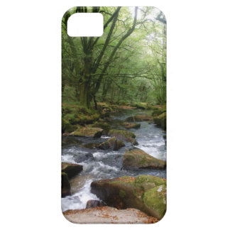 Golitha Falls River Fowey Cornwall England Barely There iPhone 5 Case