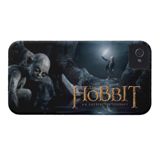 Gollum and BILBO BAGGINS™ iPhone 4 Cover