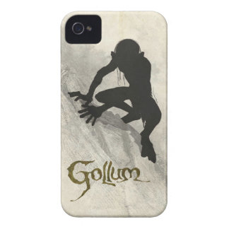 Gollum Concept Sketch iPhone 4 Case-Mate Cases
