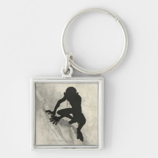 Gollum Concept Sketch Key Ring
