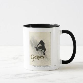 Gollum Concept Sketch Mug
