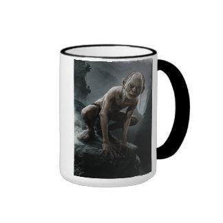 Gollum on a Rock Coffee Mug