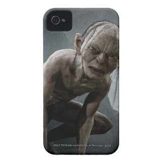 Gollum on a Rock iPhone 4 Cover