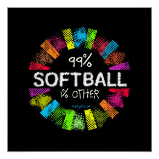 Golly Girls: 99 Percent Softball 1 Percent Other