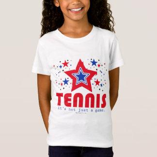 Golly Girls Patriotic USA Stars Tennis T-Shirt
