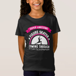 Golly Girls: Super Awesome Figure Skater Tees