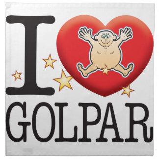Golpar Love Man Napkin