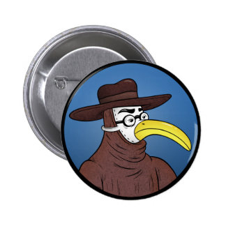 GomerBlog 6 Cm Round Badge