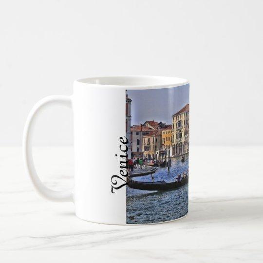 Gondola in Venice Coffee Mug