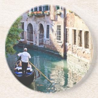 Gondola in Venice Italy Coaster