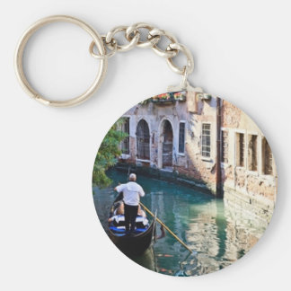 Gondola in Venice Italy Key Ring