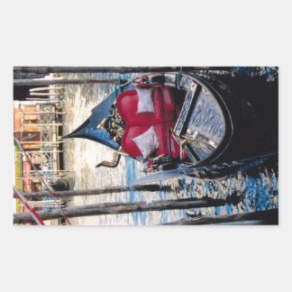 Gondola in Venice Italy Stickers