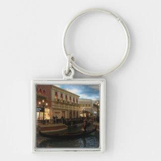 Gondola Ride at The Venetian Premium Keychain