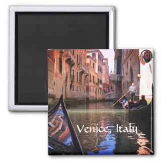 Gondola ride in Venice, Italy Magnet