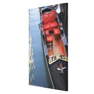 Gondola Venice Italy Canvas Print