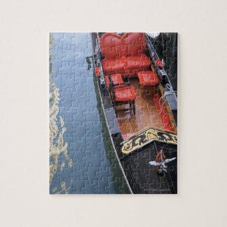 Gondola Venice Italy Jigsaw Puzzle