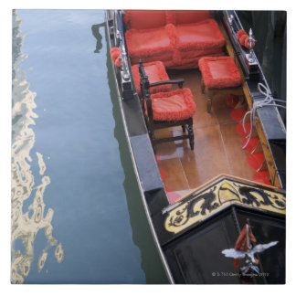 Gondola Venice Italy Tile