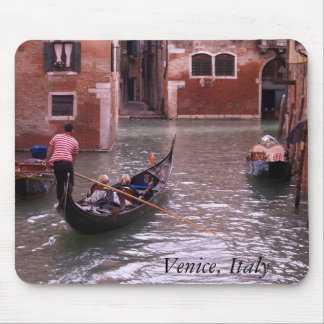 gondola, venice, Venice, Italy Mouse Mat