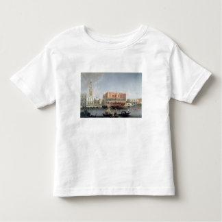 Gondolas before St. Marks Square, Venice Toddler T-Shirt