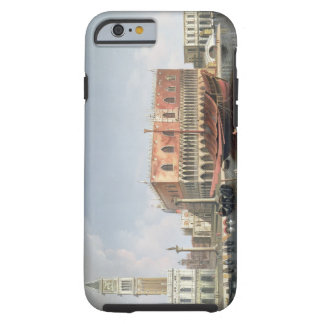 Gondolas before St. Marks Square, Venice Tough iPhone 6 Case