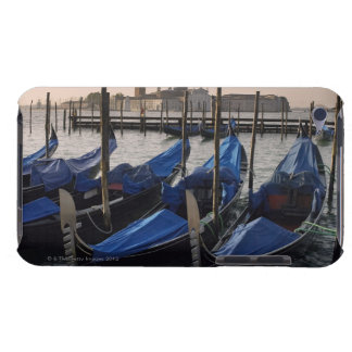 Gondolas by Saint Marks Square in Italy Barely There iPod Case