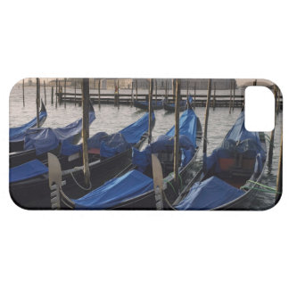 Gondolas by Saint Marks Square in Italy iPhone 5 Case