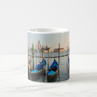Gondolas in Venice Coffee Mug
