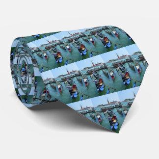 Gondolas Tie