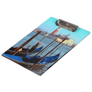 Gondolier Clipboard