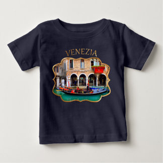 Gondolier in Cannaregio Baby T-Shirt