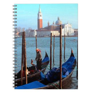 Gondolier Notebook