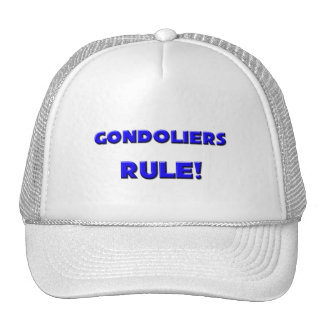 Gondoliers Rule! Hat