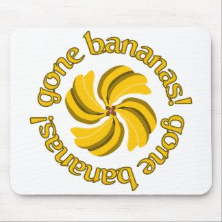 Gone Bananas! mousepad