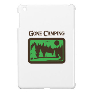 GONE CAMPING CASE FOR THE iPad MINI