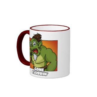 Gone Clubbin' Mug