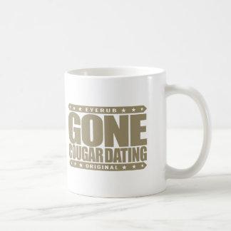 GONE COUGAR DATING - I Love Wild Mature Felines Classic White Coffee Mug