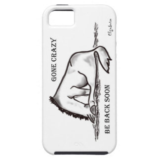 Gone Crazy - Be back soon iPhone 5 Cover