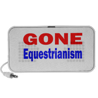 Gone Equestrianism. Mp3 Speaker