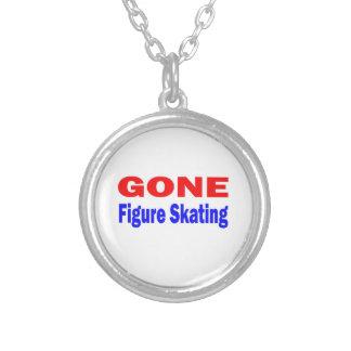 Gone Figure Skating. Custom Jewelry