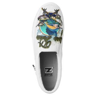 Gone Fishin 01 Slip-On Shoes